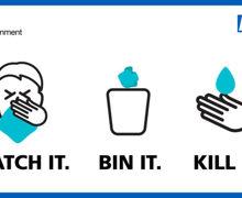 Catch it bin it
