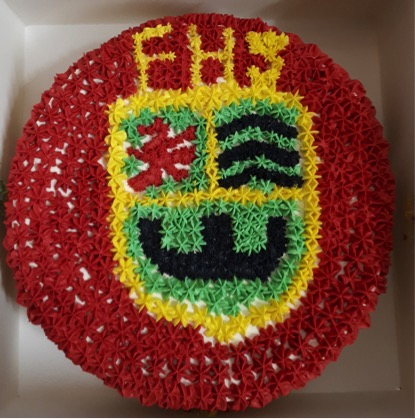 FHS cake