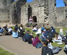 Chepstow Castle 3