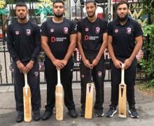 Cricket Ex Fitzalan Pupils