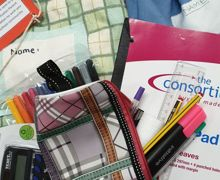Homework Bags website